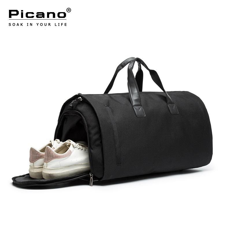 6c2c084405df Picano Travel Bag Multifunction Travel Duffle Bags For Men Collapsible Bag  Large Capacity Duffel Fold Suit Garment Bags PCN059 Gym Bags For Women  Messenger ...