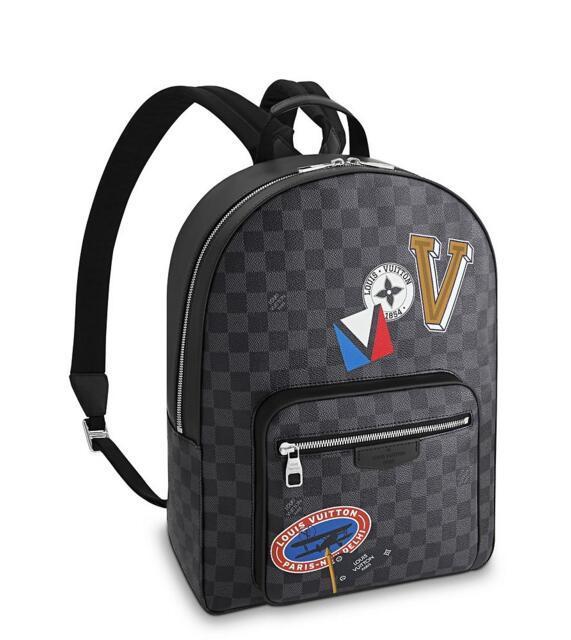 cc868611f395a JOSH BACKPACK N64424 Men Backpack SHOULDER BAGS TOTES HANDBAGS TOP HANDLES  CROSS BODY MESSENGER BAGS Back Pack Mochilas Jansport From Qiangdi8