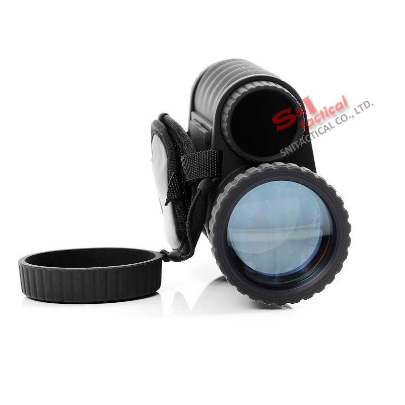 WG650 Hunting Night Vision Optics 6X50 Digital Night Vision Rifle Scope Infrarrojo NV Monocular 200M Range con tarjeta de 32GB GRATIS