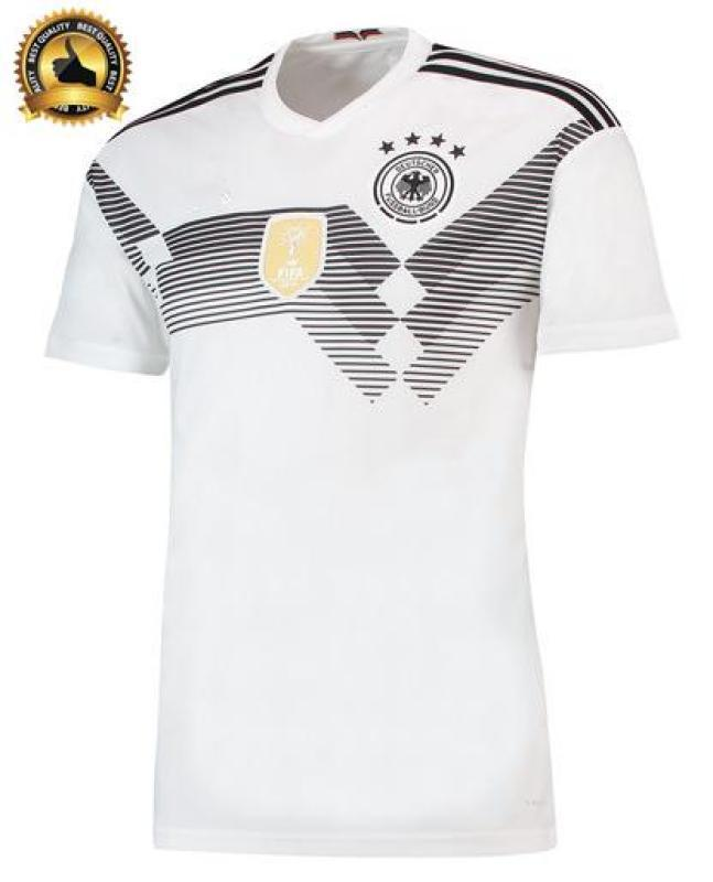 7f7e90c3c73 2019 Top Quality Germany 2018 World Cup Football Jersey Soccer Jersey  Football Shirt From A1020402615