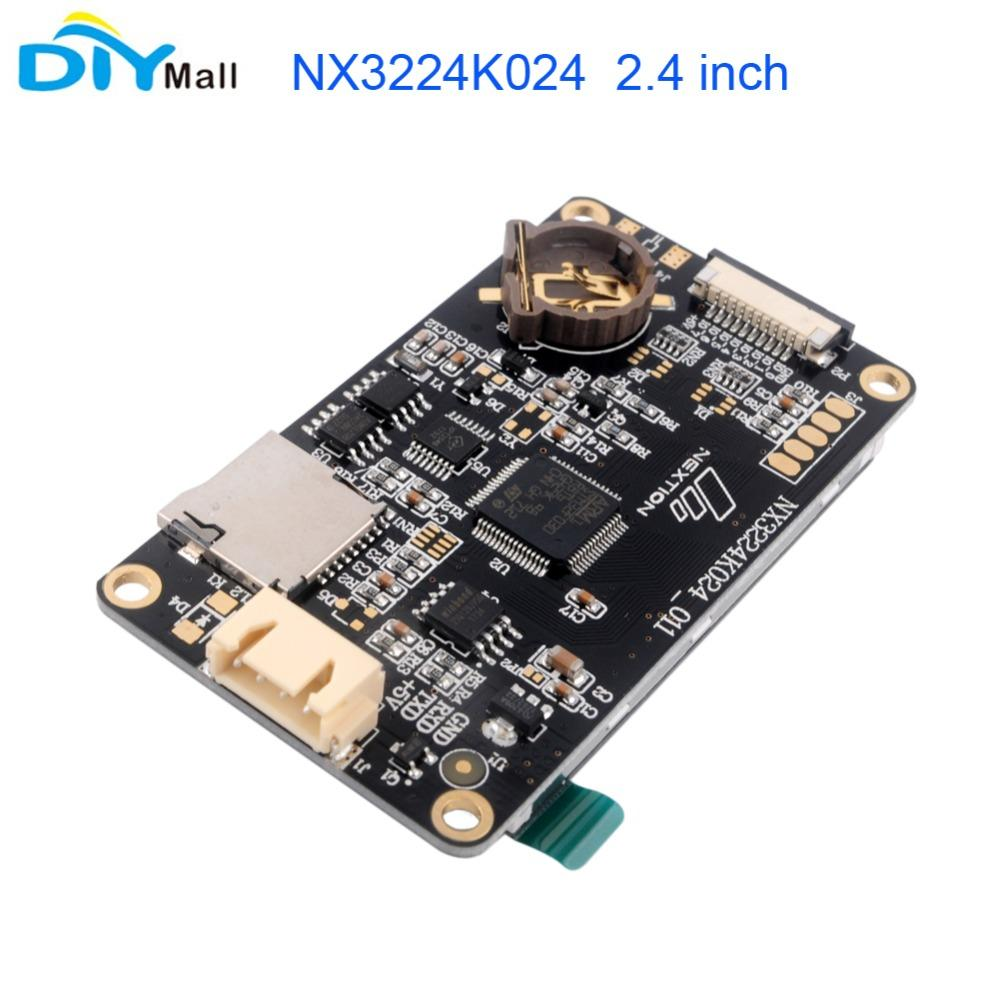 Nextion Enhanced 2 4 NX3224K024 320x240 Resistive Touch Screen HMI UART  Smart Display Module for Arduino Raspberry Pi ESP8266