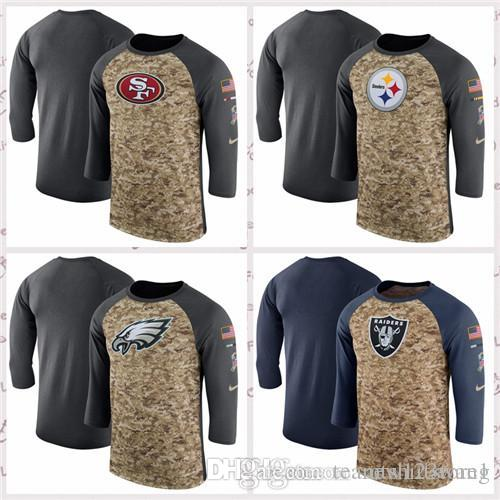4848245ab San Francisco 49ers Pittsburgh Steelers Philadelphia Eagles Salute ...