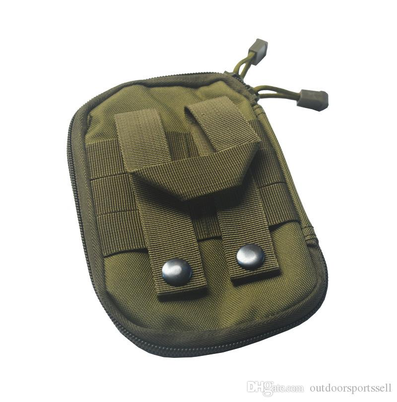 Hot 2018 Tactical Medical Packs molle Accessories Kit EMT Medical Accessories First Aid Kit IFAK Utility Bags,Small pockets