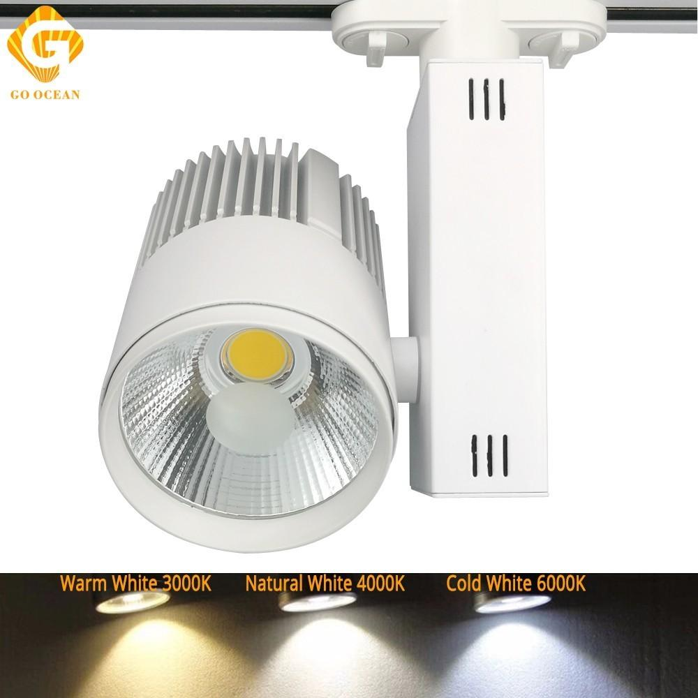 Track lighting rail spot dimmable wire techo 30w track lamp led rail track lighting rail spot dimmable wire techo 30w track lamp led rail lighting systems showroom shoes kitchen lights track lighting dimmable track lamp shoes audiocablefo