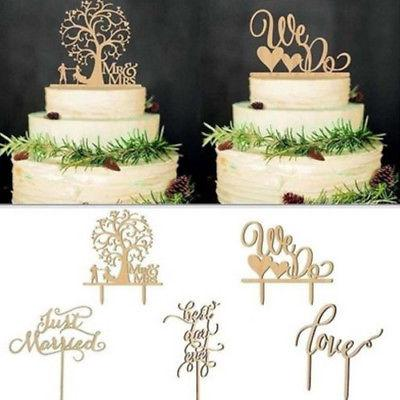 Wedding Cake Topper.Hot New Wedding Cake Topper Insert Card Love Groom And Bride Acrylic Happy Birthday Married Cake Decoration