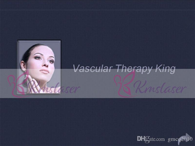 Rimozione portatile Tag Skin Rimozione Beauty Attrezzature Spider Green 980nm Laser Rimuovi macchina rimozione vascolare