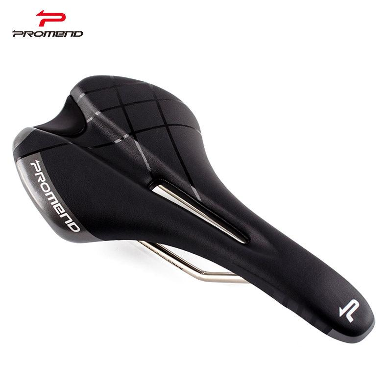 Hot Sale Promend Bicycle Saddle Men's Anatomic Relief Bike Seat use for MTB Mountain & Road Bike
