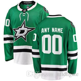 2018 Nhl Hockey Jerseys Cheap Custom Mens Dallas Stars Fanatics ... 9da4c2294