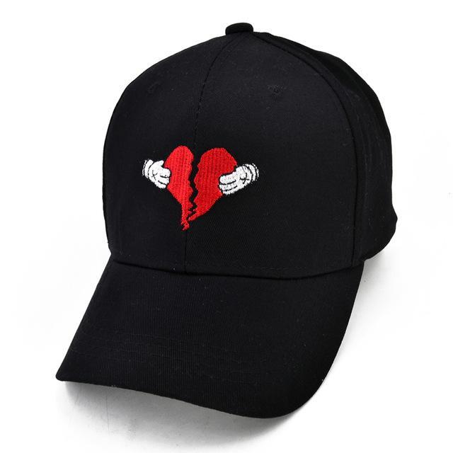 Kanye West Heart Break Album Cap Dad Hat Snapback Kanye Fashion King For  Men Women Cotton Baseball Cap Kanye West Baby Caps 47 Brand Hats From  Qupeng9165 b061c4a9cef
