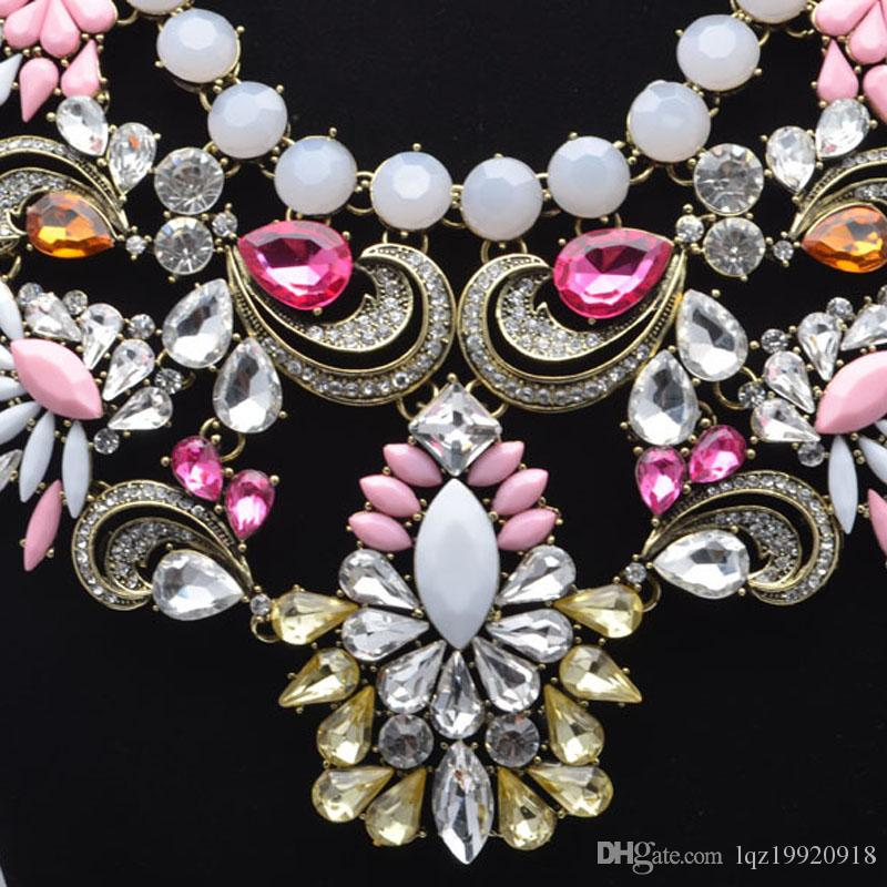 2018 statement necklace available retail accepted fashion shourouk jewelry for women