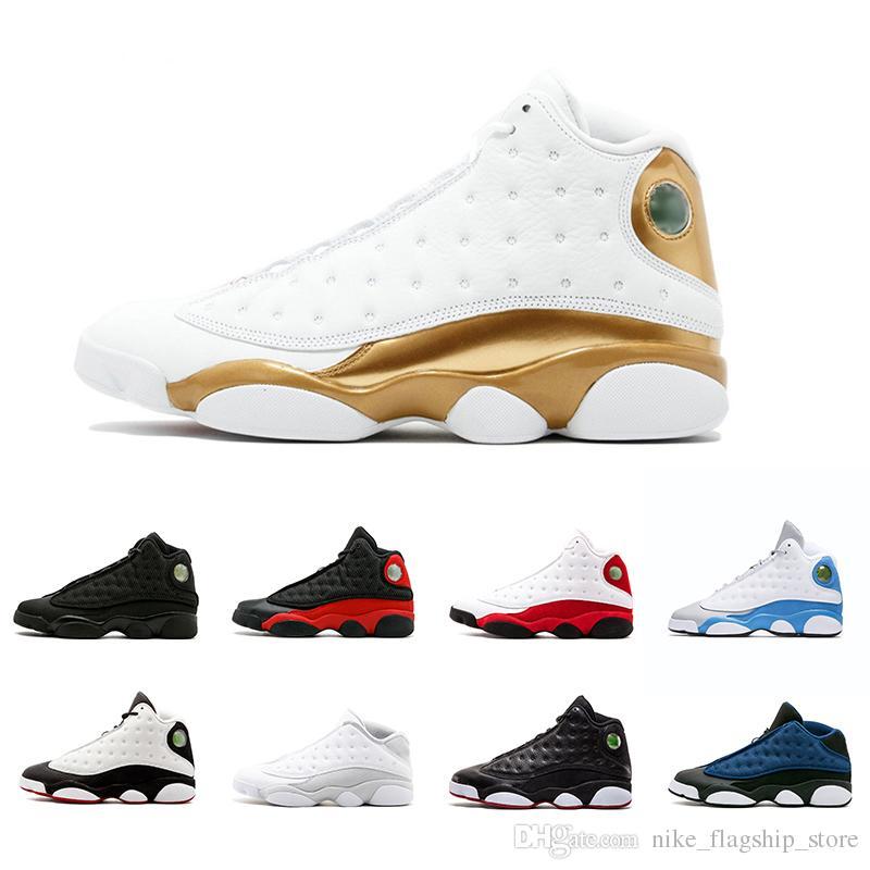 5a1b9fb55369 13 13s Mens Basketball Shoes DMP 13s Hyper Royal Class of 2002 ...