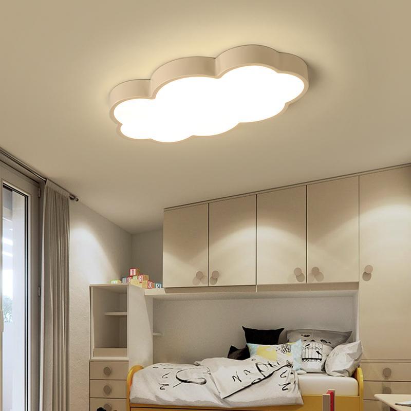 Acheter Luminaire Cloud Éclairage Des Chambres Pour Enfants Plafonnier Pour  Enfants Plafonnier Pour Bébé Avec Jaune Bleu Rouge Blanc Pour Filles Chambre  Des ...