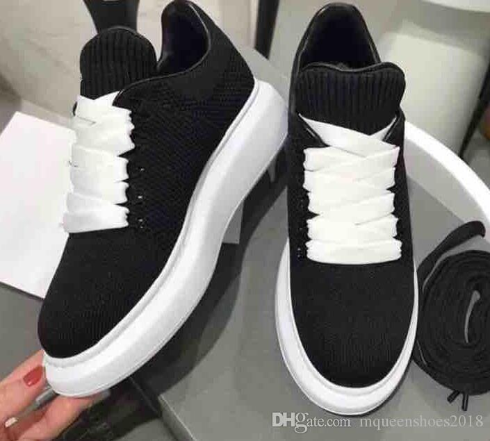 b2f5ca47604 Mesh Sport Athletic Running Shoes Mens Womens Queen Shoe Beautiful Platform  Casual Sneakers Luxury Designers Shoes Solid Colors Dress Shoe Men Women  Running ...