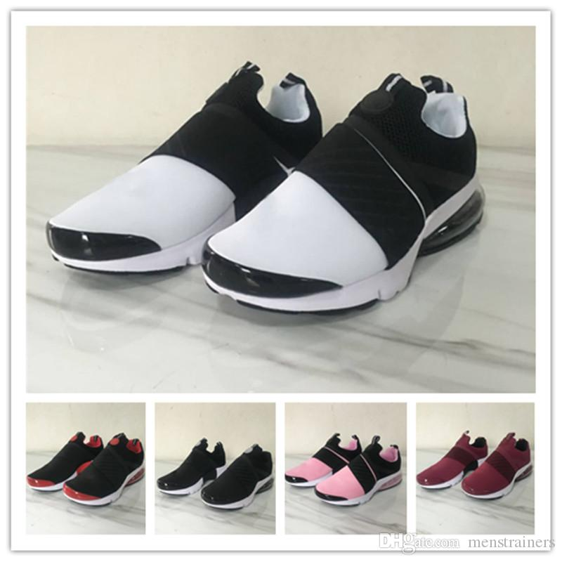 Cheap Mens Women Presto3 Designer Shoes Chaussures Femme Presto Sport  Trainers 2018 New Man Sport Sneakers Airs Cushion Eu36-44 Presto Presto Shoes  Men ... 07f277b76