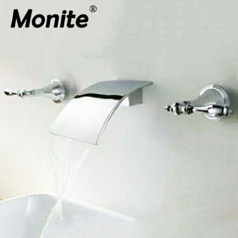 Großhandel Doppelgriffe Armaturen, Mischer Wasserhähne Badezimmer ...