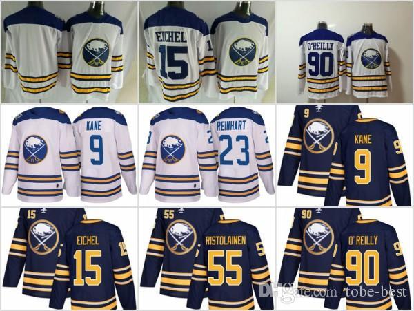 2018 2018 Winter Classic Jersey 15 Jack Eichel Buffalo Sabres Hockey  Jerseys Custom Stitched Jerseys From Tobe Best, $21.11   Dhgate.Com