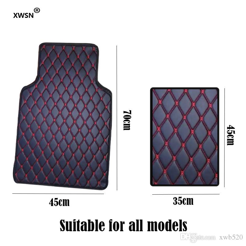 2019 Car Floor Mats For Audi A1 A3 8p 8v Sportback A4 B6 B7 B8 A6 C5