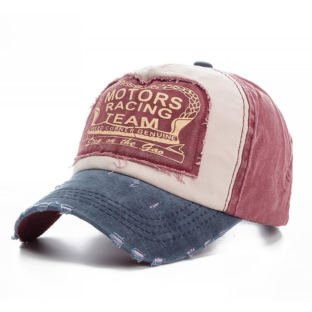0cc1e07f711e9 Compre Primavera Algodón Gorra De Béisbol Snapback Sombrero Gorra De Verano  Hip Hop Equipado Sombreros Para Hombres