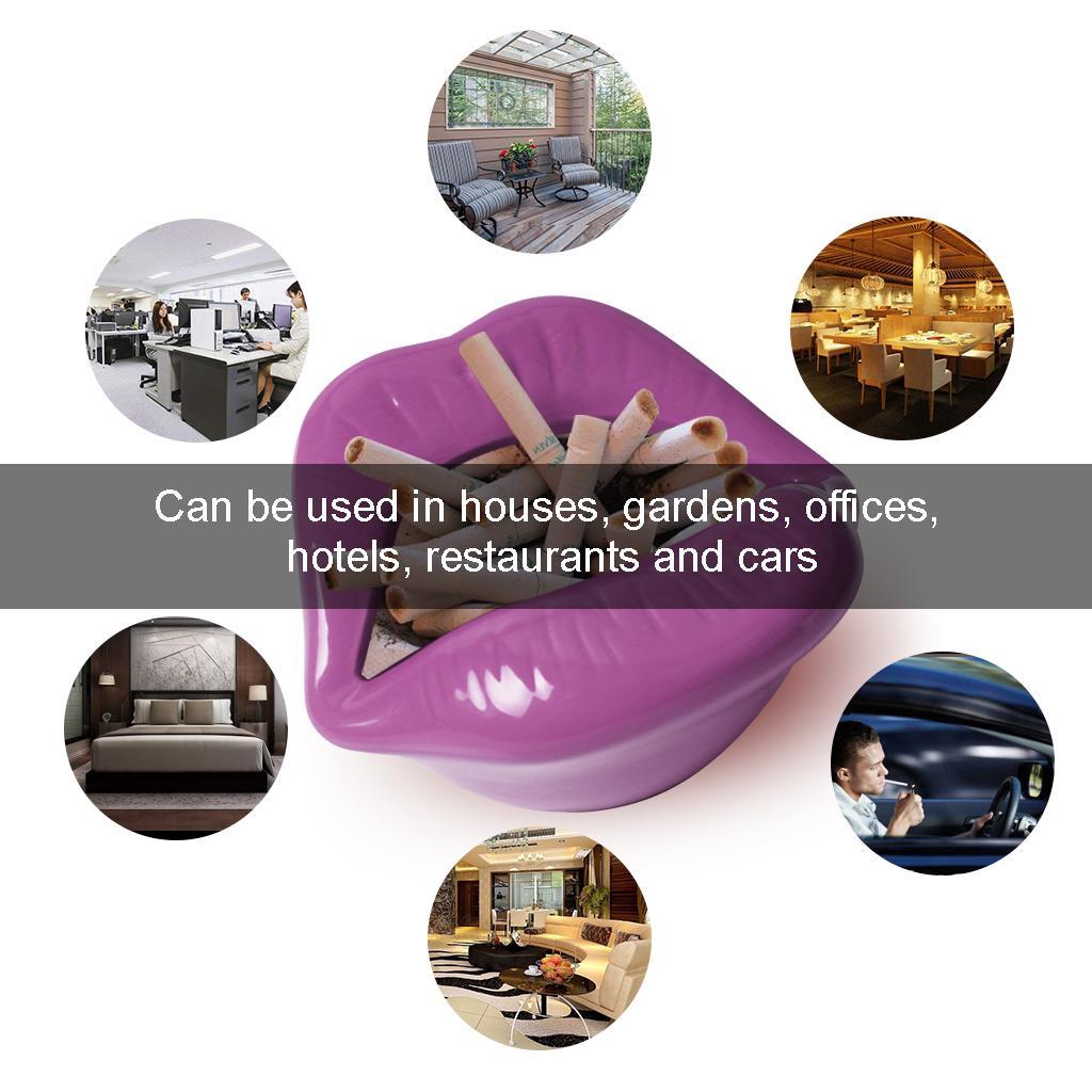 Posacenere in ceramica Posacenere Novità Portacenere sigaretta Posacenere decorazioni l'Home Office