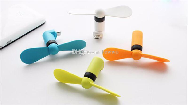 3 in 1 Portable Mini Micro USB Fan Mobile Phone Gadget Cooler For iP X 7 8 Samsung S9 Note 8 Any Smartphone