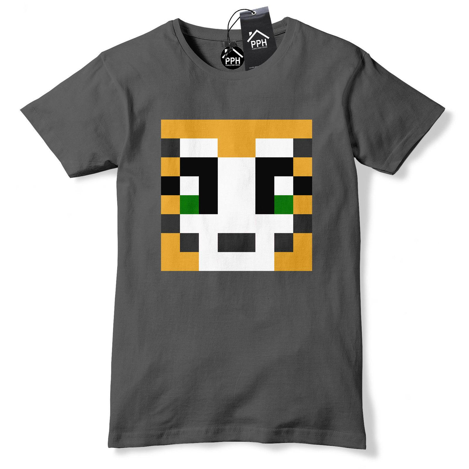 StampyLongNose T Shirt Cat Gamers Top Stampy Long Nose YOUTUBE Gaming Mine 540 Funny Unisex Casual Tee Gift Shirts Shop Online Of From Tshirtsinc
