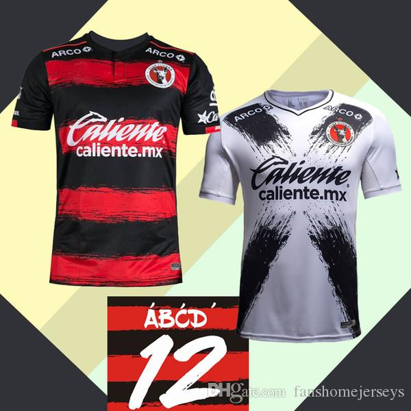 5bce2d305 2019 TOP Quality CHARLY JERSEY AP 18 19 Mexico Club Tijuana Home Away  Soccer Jersey 2018 Xolos De Tijuana G.BOU CORONA KALINSKI Football Shirts  From ...
