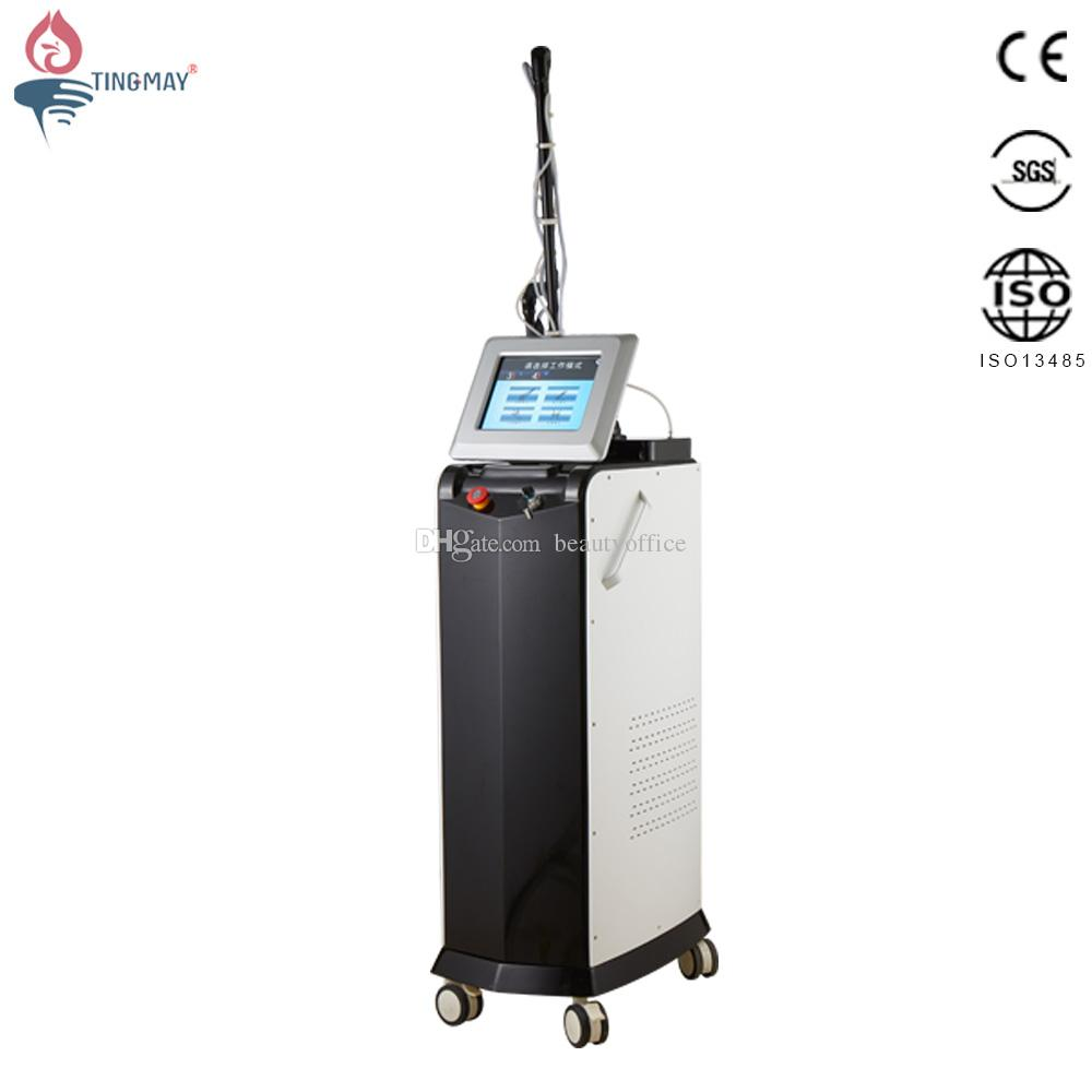 Best effective wrinkle remove and skin care rf fractional laser CO2  fractional medical laser