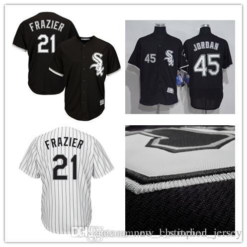 ca72a336561 2017 Cheap Men's Chicago White Sox Baseball Michael 45 Todd Frazier ...