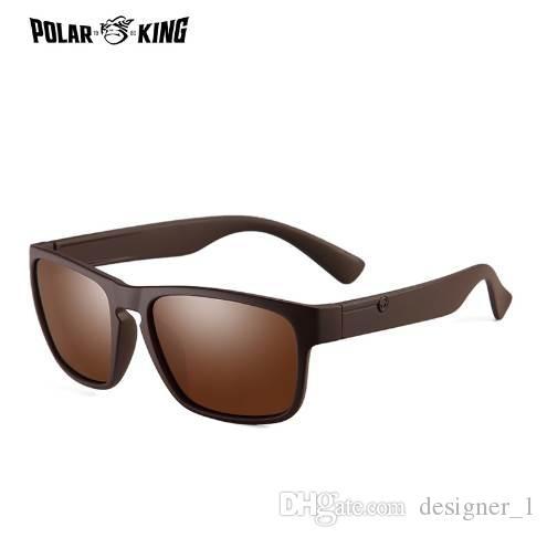 9c1a2d7a9d POLARKING Brand Polarized Sunglasses For Men Plastic Oculos De Sol ...