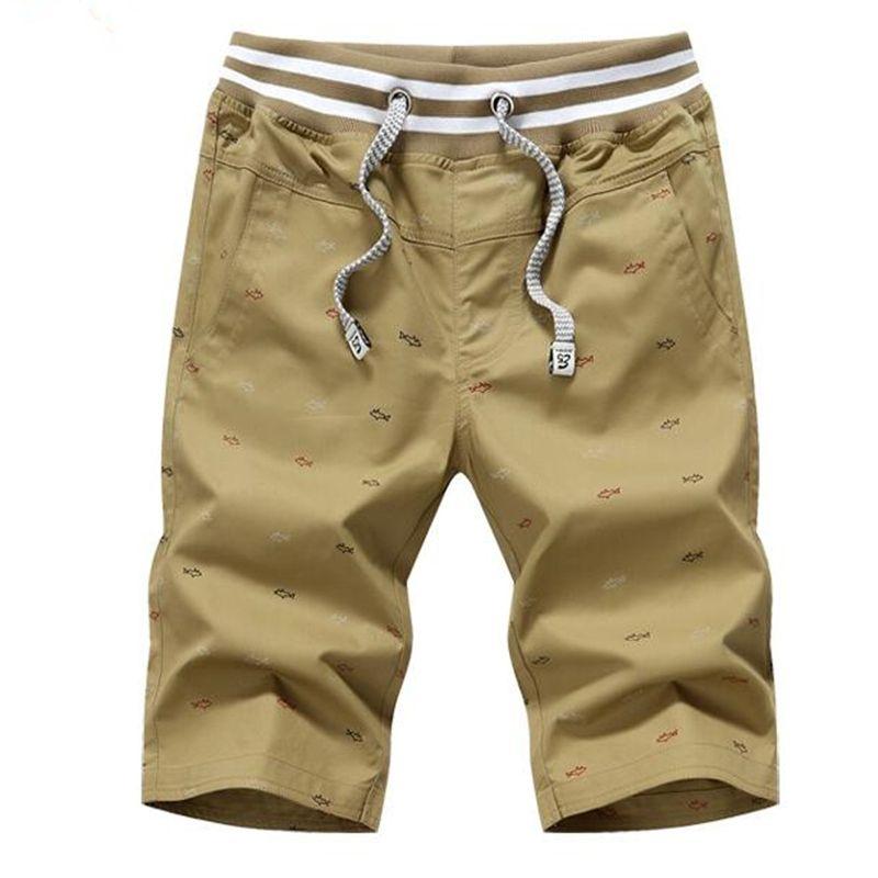1fdf4487a80 Cheap Off White Summer Pants Best Mens Shorts Drawstring Waist