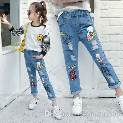 Kid Boys Baby Button Shirts Tops Denim Jeans Pants Casual Outfits Street Sets