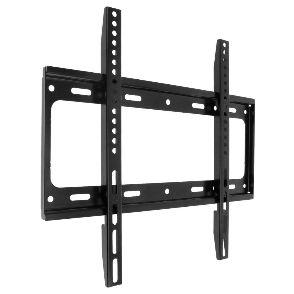 de977815ca48b Universal TV Wall Mount Bracket For Most 26 ~ 55 Inch HDTV LCD LED Plasma  Flat Panel TV Stand Holder Hdmi Converter Hdmi To Vga Adapter From Baiheyu