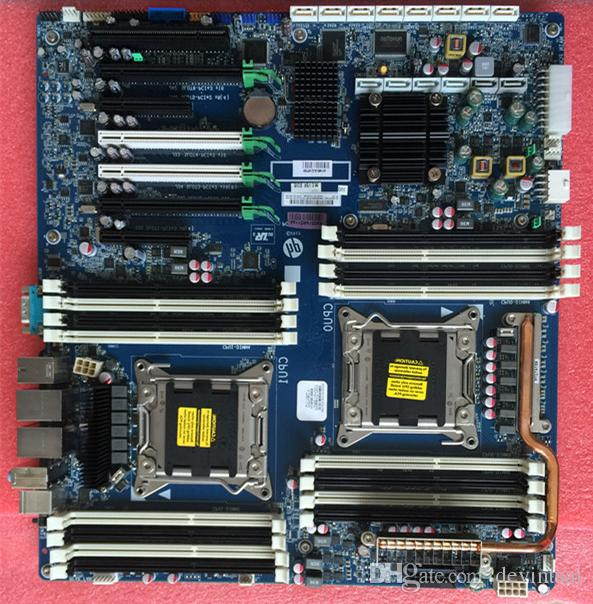 Für HP Z820 Intel LGA2011 DDR3 Workstation Motherboard 708610-001 618266-004