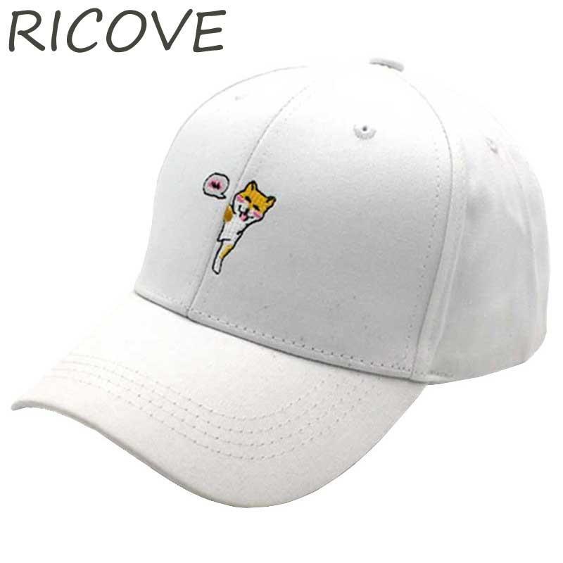 45c4424b941 Harajuku Embroidery Dad Hat Funny Cartoon Baseball Cap Summer Casual Women  Hip Hop Snapback Hats For Men Trucker Caps Adjustable Fitted Cap Baseball  Caps ...