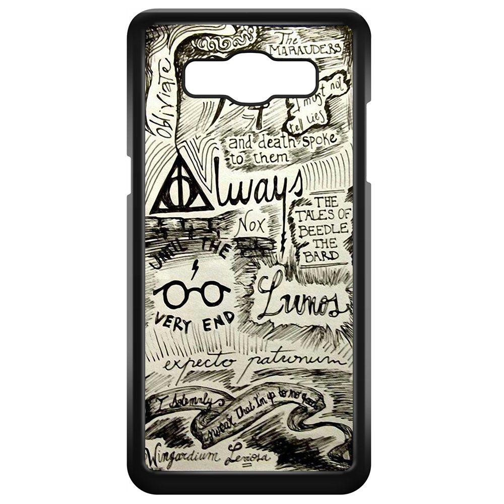 best sneakers ebf4e 7a38f Harry Potter Marauder s Map Phone Covers Shells Hard Plastic Cases For  Samsung Galaxy J3 J5 J7 2015 2016 2017