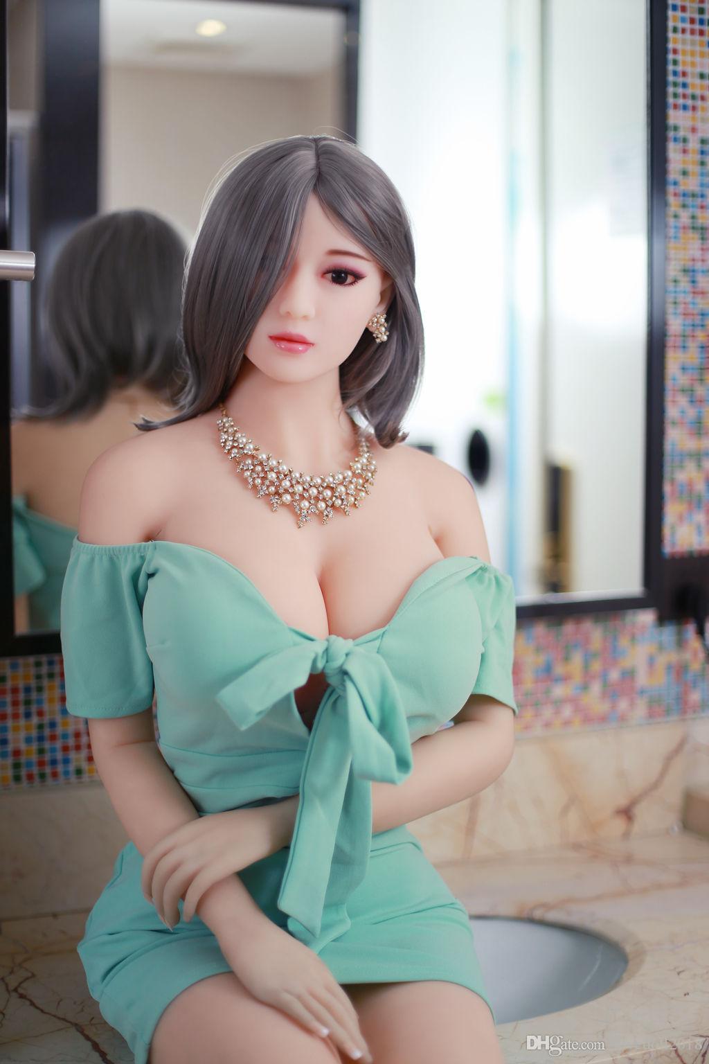 158 cm 165 cm silikon sex dolls tatsächliche größe voll siliconet, echte menschliche puppe, metallskelett, erwachsene produkte, cosplay puppen