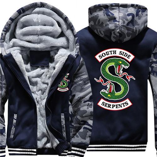 d493e4d9cca Fashion Brand Jackets Riverdale Hoodies Sweatshirts Men s Jughead ...