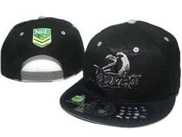 499491d9100 NRL Sydney Roosters Snapback Hats Adjustable Baseball Snap Back ...