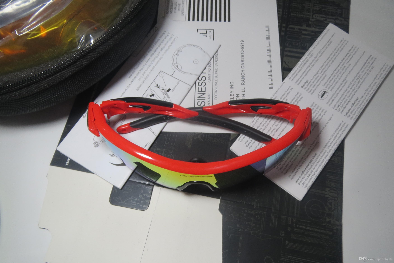 2c77d1b97f Gafas De Sol Deportivas Para Hombre Radarlock Para Hombre Sunglass Path  Brand Design Sunglass Fuera Del Deporte Montar Gafas 5 Lentes Por  Sportdhgate, ...
