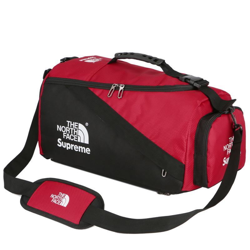 3cf4bb358ced Wholesale 50CM Large Capacity Women Men Duffel Bags Casual Brand ...
