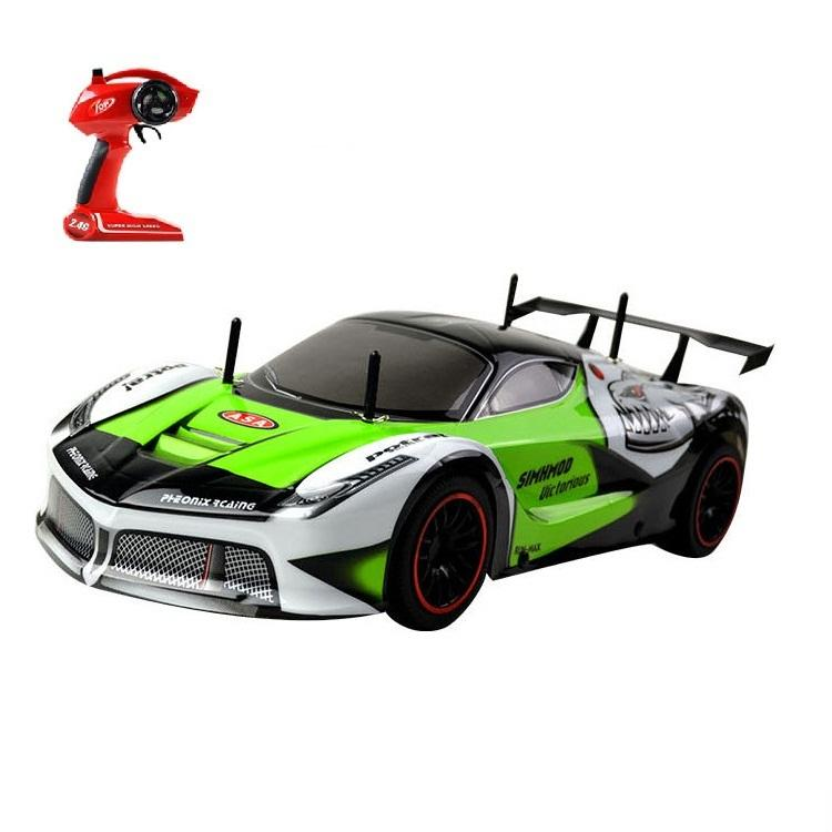 Batteriebetriebene Fahrzeuge Coke Can Mini Speed RC Radio Remote Control Micro Racing Car Toy Gift New OSY