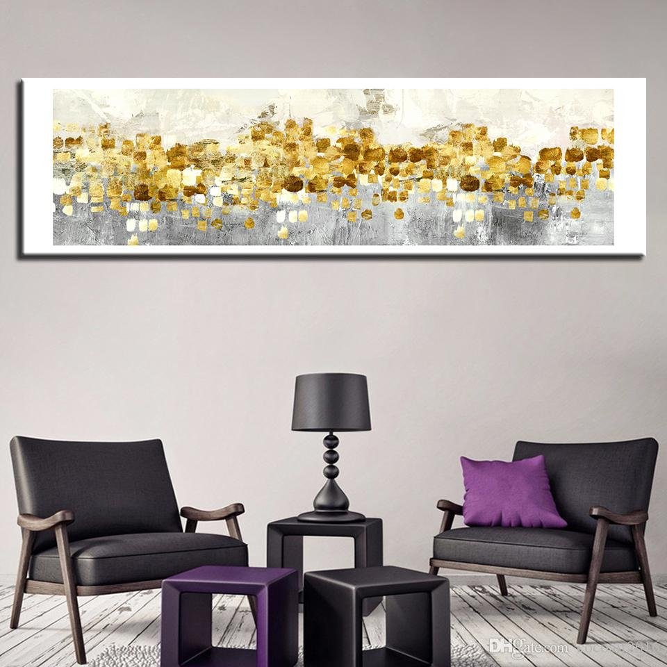 Merveilleux 2018 Hd Prints Artwork Nordic Home Decoration Wall Art Living Room Platinum  Abstract Modular Pictures Canvas Painting Poster From Cocoart2016, ...