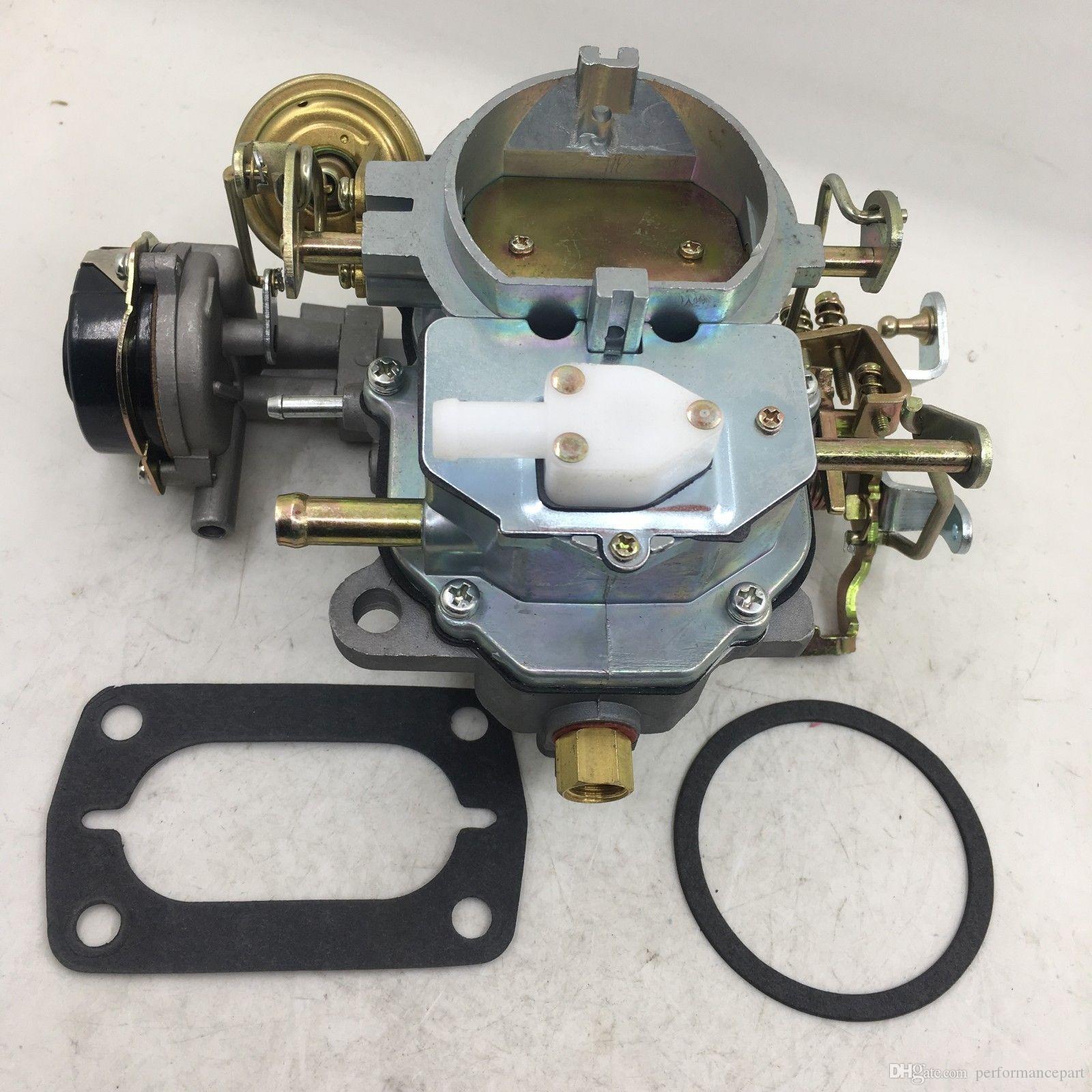 novo carburador / carb para Chrysler dodge motor MOPAR-PLYMOUTH V8 Carter  BBD ???