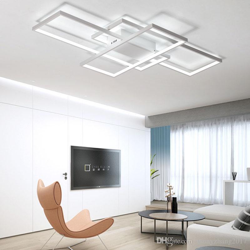 Led 천장 조명 현대 램프 탑재 천장 조명 110V 220V 아크릴 램프 집, 공장 Pirce에 대 한. 무료 배송