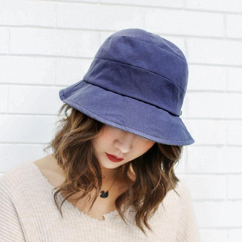 5c4699763e3 New Travel Spring Summer Hats for Women Sun Hat Female Beach Bucket ...