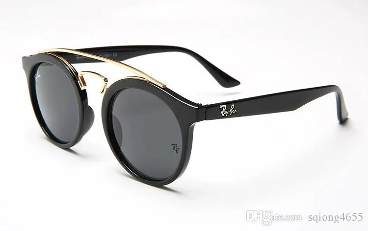 New Lens U S A Famous Brand Sunglasses Popular Women Men Oval Sun