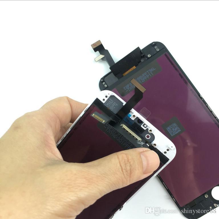 Top LCD Youda LCD Touchscreen-Display Digitizer Ersatz-Baugruppe Komplettsatz Kompatibel für iPhone 6 4,7 Zoll