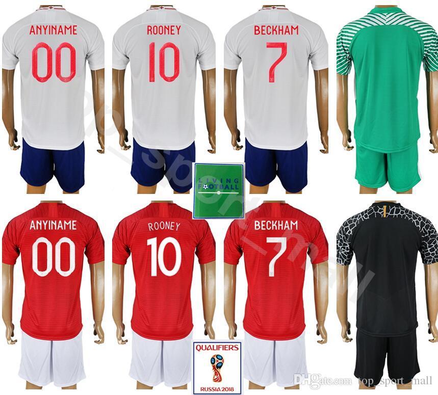 Soccer World Cup 4 Steven Gerrard 2018 England Jersey Set Men 8 ... 591505e15