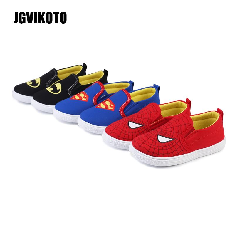 d948a3ed71e2ec Superman Batman Spiderman Fashion Boys Shoes Toddler Boy Kids Sports Shoes  Children Running Sneakers Spider Man Soft Casual Shoe Kids Barefoot Running  Shoes ...