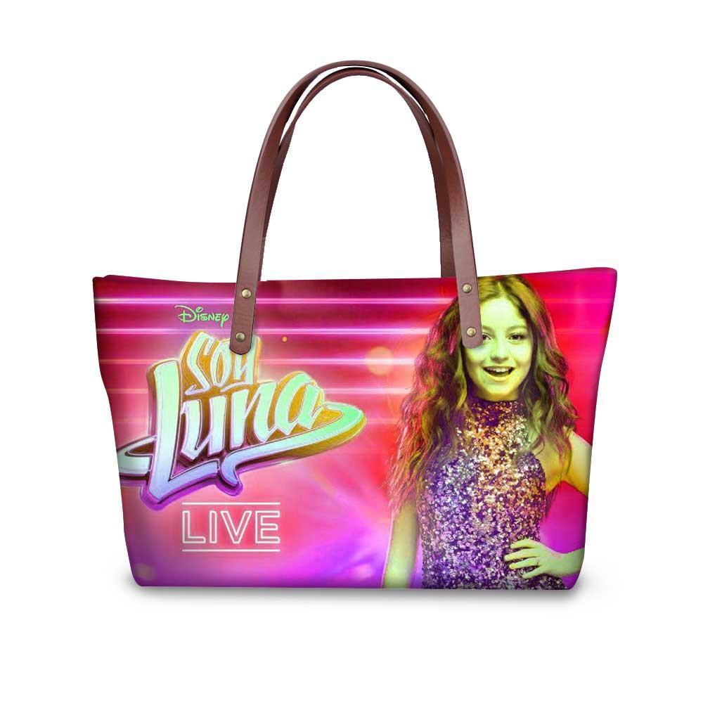f0361b28ee soy luna bracelet sac fillette a la mode women handbags casual large  women's shoulder bag soy luna bags ladies School